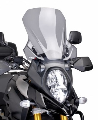 Cupolino touring DL Vstrom 1000 XT (17-19) Puig cod.7229